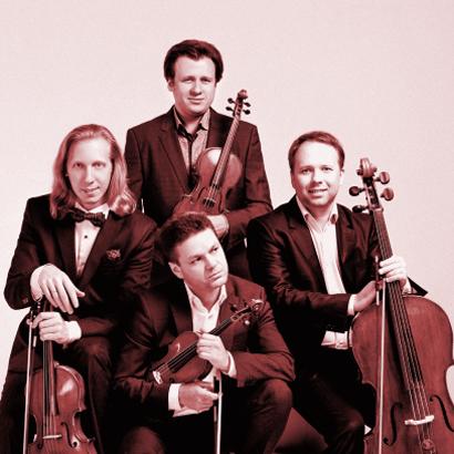 Oistrach Quartett