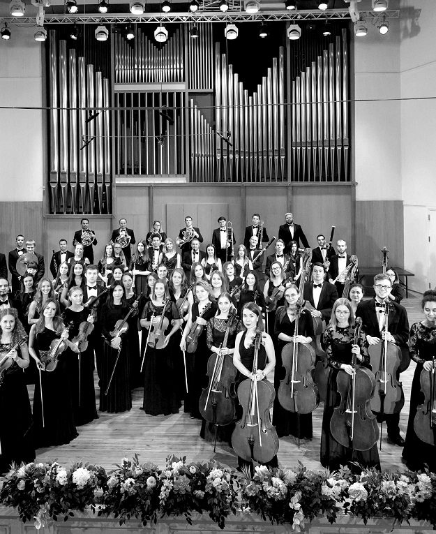 Ural Youth Symphony Orchestra